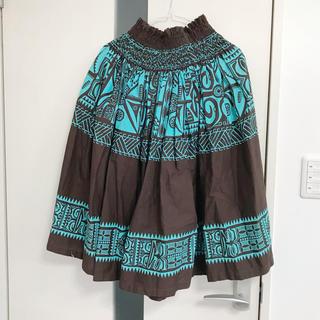 フラ スカート パウスカート