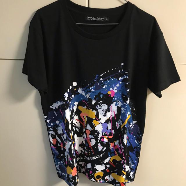 ONE OK ROCK(ワンオクロック)のONE OK ROCK 2019-2020 Tシャツ(Lサイズ) メンズのトップス(Tシャツ/カットソー(半袖/袖なし))の商品写真