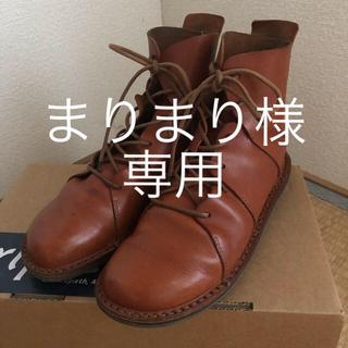 トリッペン(trippen)のトリッペン ブーツ 38サイズ(ブーツ)