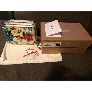 クリスチャンルブタン(Christian Louboutin)のクリスチャンルブタン SMALL CALF HAWAI バッグ 極美品(ショルダーバッグ)