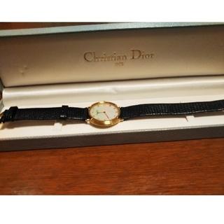 クリスチャンディオール(Christian Dior)のChristian Dior  men's腕時計(腕時計(アナログ))