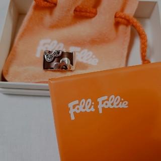 フォリフォリ(Folli Follie)のフォリフォリ指輪(リング(指輪))