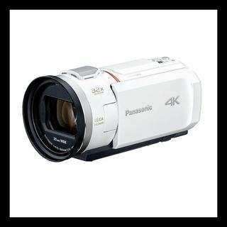 Panasonic - ほぼ新品 パナソニック HC-VZX2M (WX2M/WZX2M/VX2M)