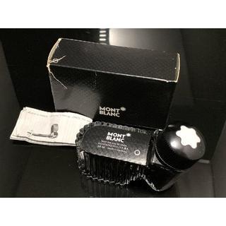 MONTBLANC - MONTBLANC モンブラン 万年筆のボトルインク 黒 ブラック 50ml