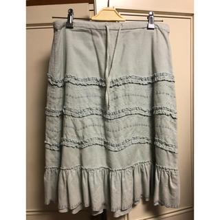 ベネトン(BENETTON)のユナイテッドカラーズオブベネトン スカート(ひざ丈スカート)