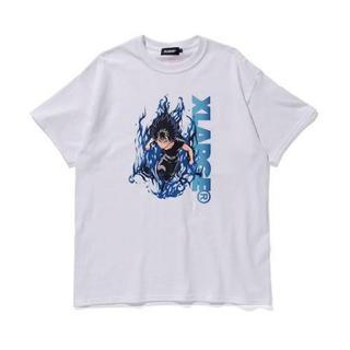 エクストララージ(XLARGE)のXLARGE 幽遊白書 Tシャツ 飛影(Tシャツ/カットソー(半袖/袖なし))