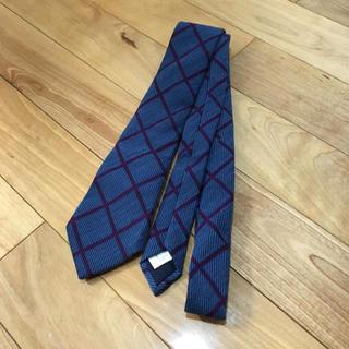 シップス(SHIPS)のSHIPS シップス ネクタイ 絹×毛 ビジネス スーツ ビームス アローズ(ネクタイ)