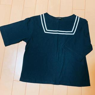 ダブルクローゼット(w closet)のw closet(Tシャツ(長袖/七分))