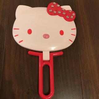 サンリオ(サンリオ)のHello  Kitty ミラー☆新品(ミラー)