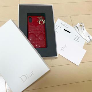 ディオール(Dior)のDior♡Lady Dior iPhoneケース(iPhoneケース)
