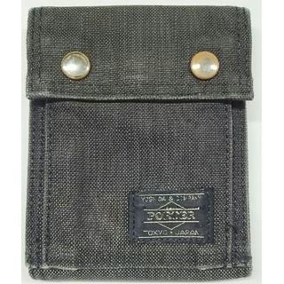 ポーター(PORTER)のポーター PORTER 財布 やや難(折り財布)