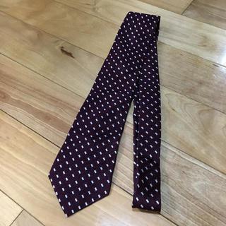 シップス(SHIPS)のSHIPS Tailoring Style シップス シルク 絹 ネクタイ(ネクタイ)