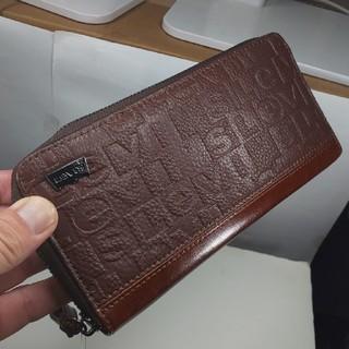 リーバイス(Levi's)の新品未使用、levis(R)ラウンドファスナー(長財布)