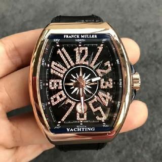 フランクミュラー(FRANCK MULLER)のFrak Muller 腕時計メンズ自動巻(腕時計(アナログ))