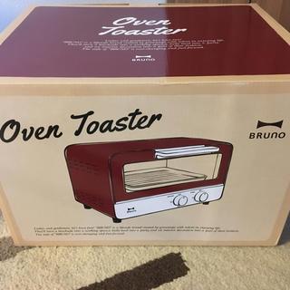 【新品】ブルーノ BRUNO◆オーブントースター BOE052