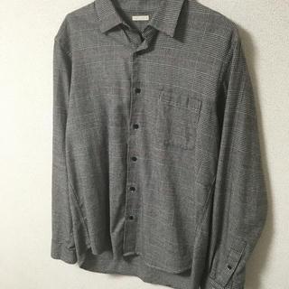 GU - 美品 GU メンズシャツ Mサイズ