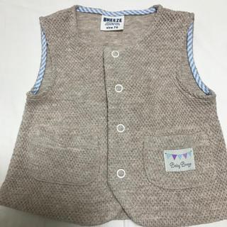 ブリーズ(BREEZE)の『BREEZE』 ベビー 子供服 ベスト セーター ニット(ニット/セーター)