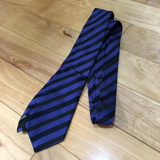 シップス(SHIPS)の美品 SHIPS Tailoring Style 絹 シルク ネクタイ ビジネス(ネクタイ)