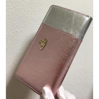 ヴィヴィアンウエストウッド(Vivienne Westwood)のピンクゴールド×シルバー❤️ヴィヴィアンウエストウッド❤️新品・未使用(財布)