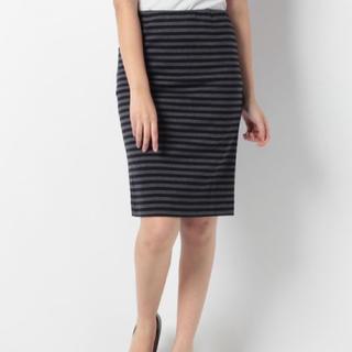 ドゥーズィエムクラス(DEUXIEME CLASSE)のドゥーズィエムクラス タイトスカート  ストレッチ素材(ひざ丈スカート)