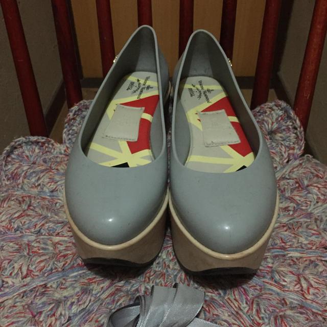 Vivienne Westwood(ヴィヴィアンウエストウッド)のVivienne Westwood x melisa Rockin horse レディースの靴/シューズ(バレエシューズ)の商品写真