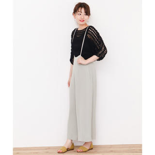 Sonny Label - 未使用☆*'URBAN RESEARCH Sonny Labelワイドサロペット