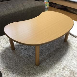 ムジルシリョウヒン(MUJI (無印良品))の直接引き取りお願いします!無印良品 コーヒーテーブル(コーヒーテーブル/サイドテーブル)