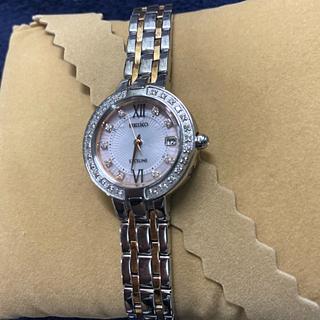 セイコー(SEIKO)のエクセリーヌ(SWCW085)(腕時計)