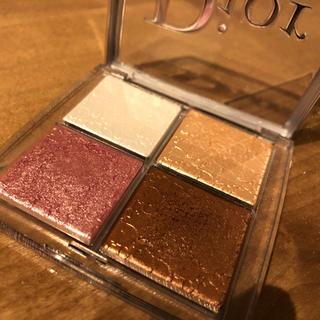 ディオール(Dior)のdior バックステージ ハイライト チーク(フェイスパウダー)