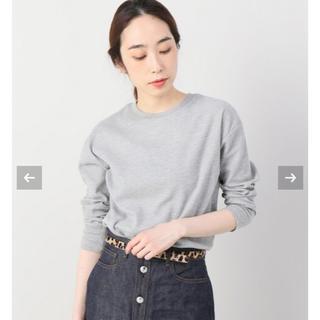 JOURNAL STANDARD - ジャーナルスタンダード  完売TCワッフルロングTシャツ 18SS グレー