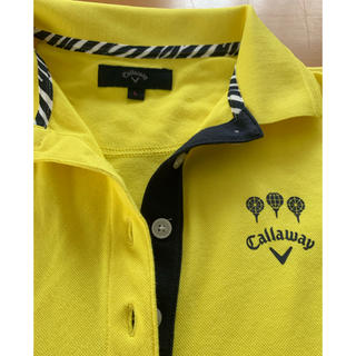 Callaway Golf - キャロウェイ ゴルフ ポロシャツ L