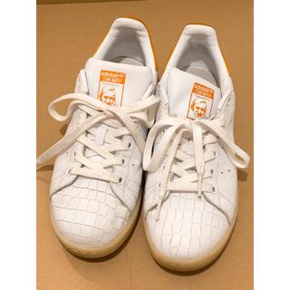 アディダス(adidas)のアディダス スタンスミス オレンジ(スニーカー)