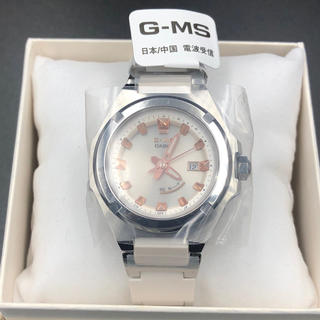 ベビージー(Baby-G)のMSG-W300C-7AJF ¥36,000 +税(腕時計)
