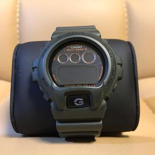 ジーショック(G-SHOCK)の[カシオ] 腕時計 ジーショック GW-6900KG-3JF グリーン(腕時計(デジタル))