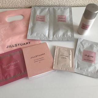 ジルスチュアート(JILLSTUART)のJILL STUARTコスメサンプル&ショッパーセット(サンプル/トライアルキット)