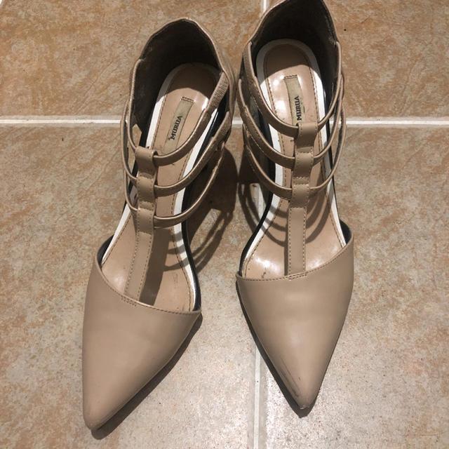 MURUA(ムルーア)の大人 パンプス レディースの靴/シューズ(ハイヒール/パンプス)の商品写真