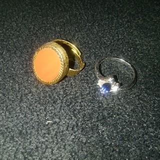 指輪2点セット(リング(指輪))