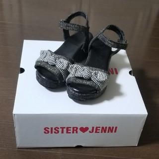 JENNI - sister jenni サンダル