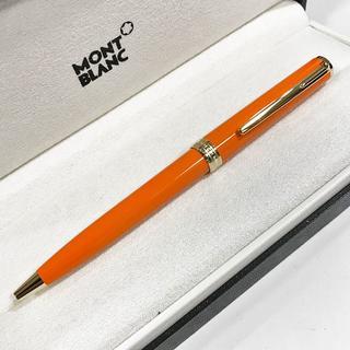 MONTBLANC - モンブラン PIX オレンジ ボールペン