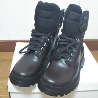 プラダ(PRADA)のプラダ ショートブーツ(ブーツ)