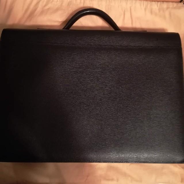 LOEWE(ロエベ)のロエベビジネスバッグ 美品⭐️ 黒 メンズのバッグ(ビジネスバッグ)の商品写真