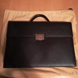 ロエベ(LOEWE)のロエベビジネスバッグ 美品⭐️ 黒(ビジネスバッグ)