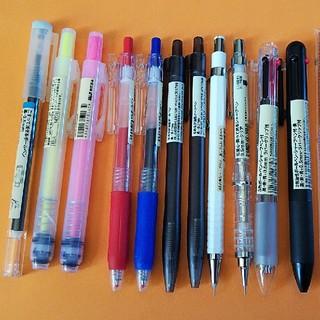 ムジルシリョウヒン(MUJI (無印良品))の無印良品の筆記具セット(ペン/マーカー)