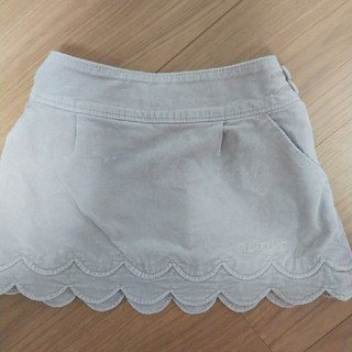ジルスチュアート(JILLSTUART)のジルスチュアート スカラップスカート90(スカート)