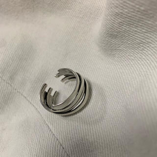 Maison Martin Margiela - French vintage silver ring