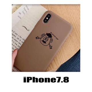 トイストーリー(トイ・ストーリー)のポテトヘッド  トイストーリー iPhone7 iPhone8 ケース カバー(iPhoneケース)