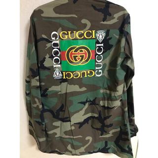 Gucci - Gucci ブート ミリタリージャケット