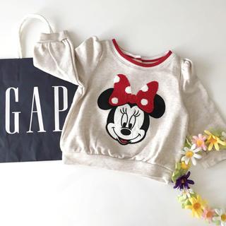 babyGAP - 新品♡新作♡baby gap♡ミニー ディズニー スウェット/ユニクロ h&m