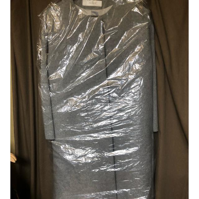 JOURNAL STANDARD(ジャーナルスタンダード)の新品 メルトンフレアコート  29500円からお値下げ レディースのジャケット/アウター(ロングコート)の商品写真