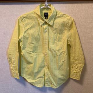 ギャップ(GAP)のGAP kids シャツ 子供洋服 M(Tシャツ/カットソー)